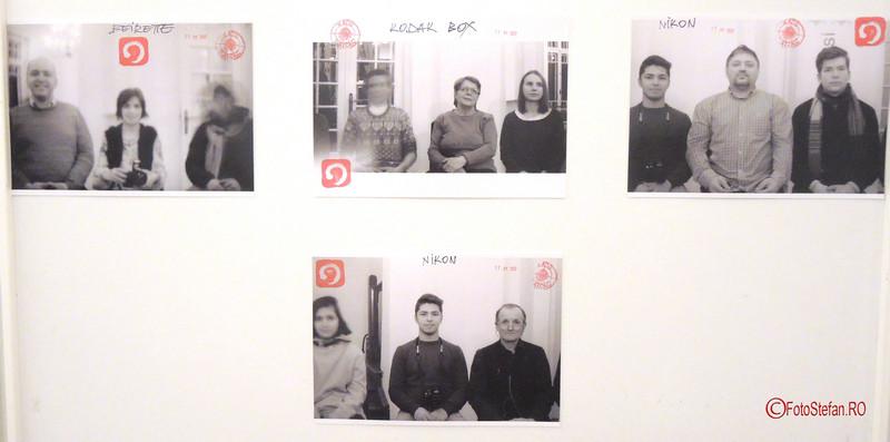 fotoreportaj expozitie fotografie alb-negru institutul balassi bucuresti