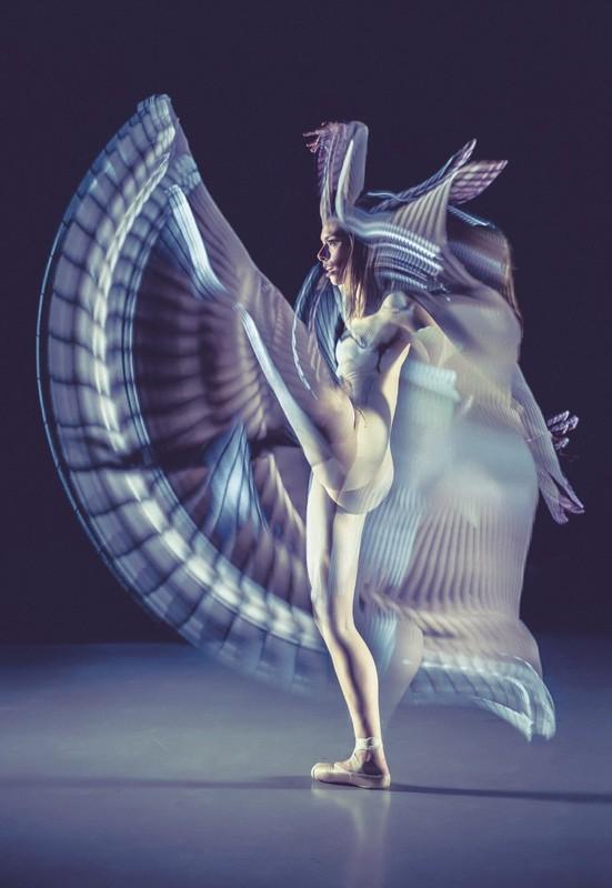Jim Mneymneh fotografie dansatoare studio