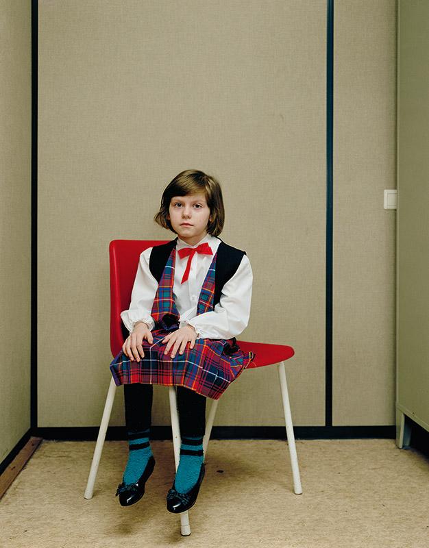 premiul fundatiei Hasselblad fotografie fetita