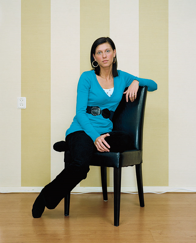 poza fata Hasselblad Award 2017  Rineke Dijkstra Almerisa Sehric