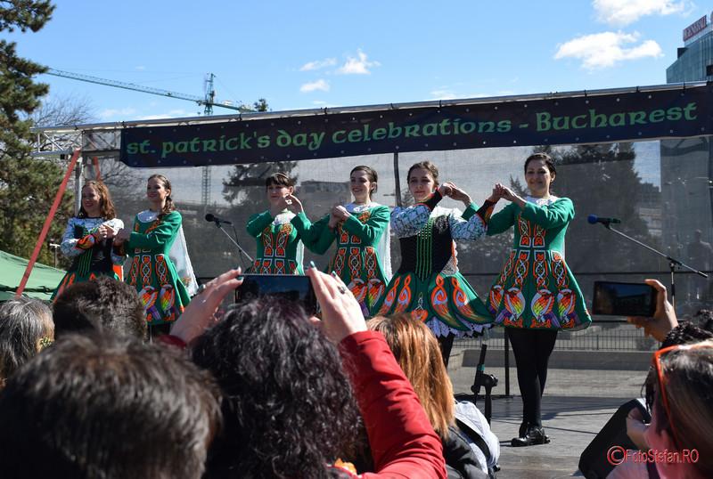 poze dansatori irlandezi bucuresti sf patrick 2017