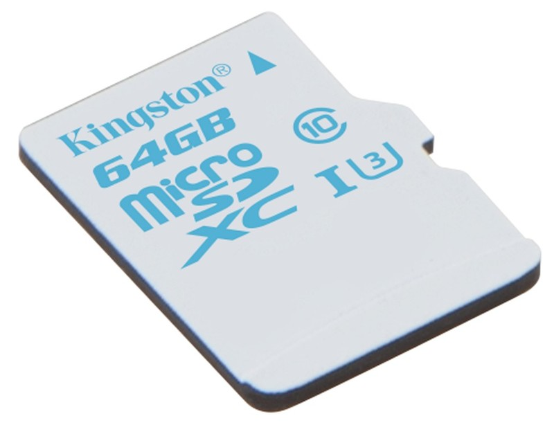 poza card memorie drona gopro smartphone