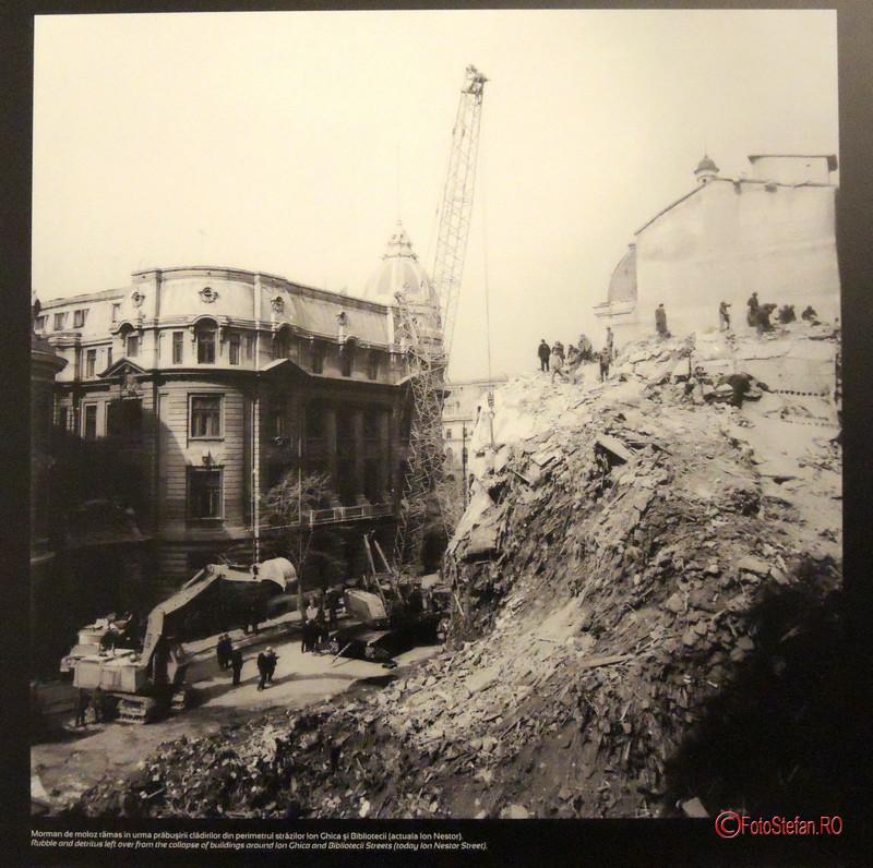 poze cutremur 4 martie 1977 bucuresti
