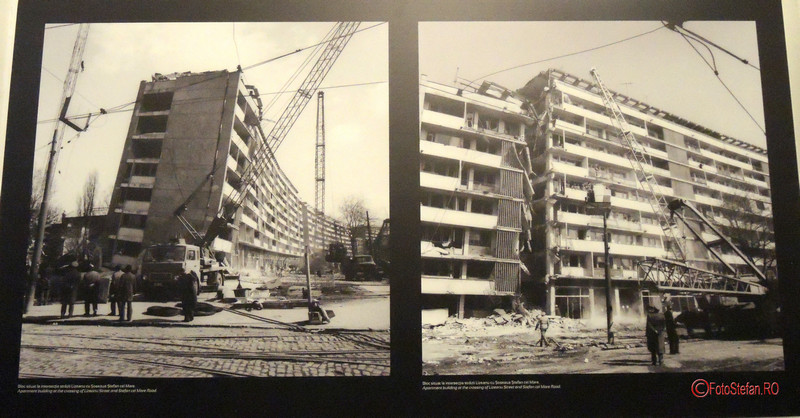 expozitia Marturii fotografice ale cutremurului din 4 martie 1977