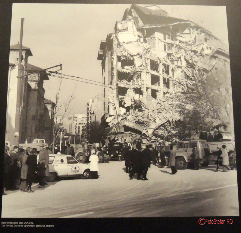poze cutremur bucuresti martie 1977 palatul sutu