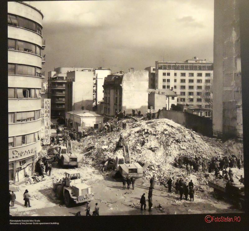 Marturii fotografice ale cutremurului din 4 martie 1977