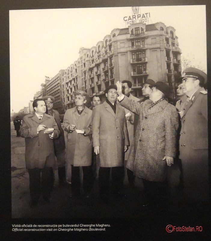 poza ceausescu cutremur martie 1977