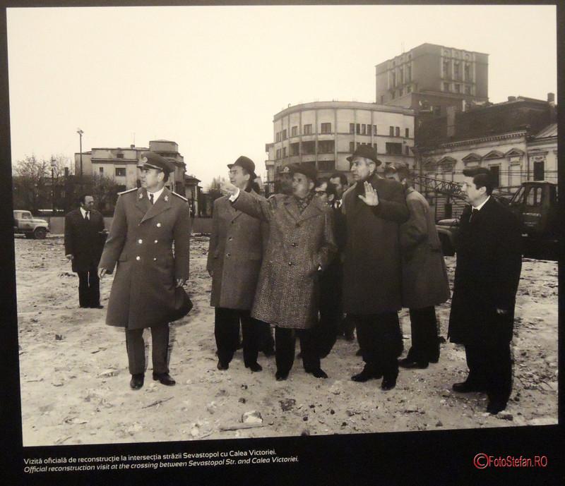 poza tovarasul ceausescu cutremur 4 martie 1977