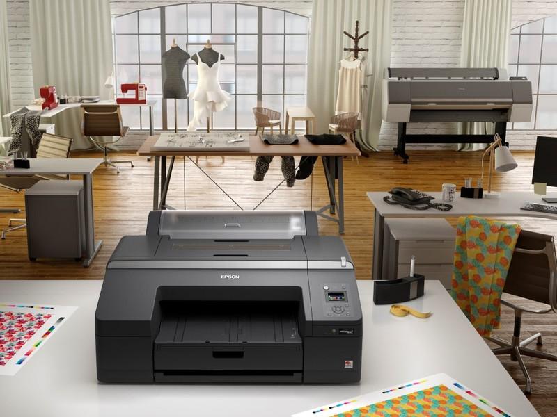 Epson SureColor SC-P5000 cea mai buna imprimanta foto