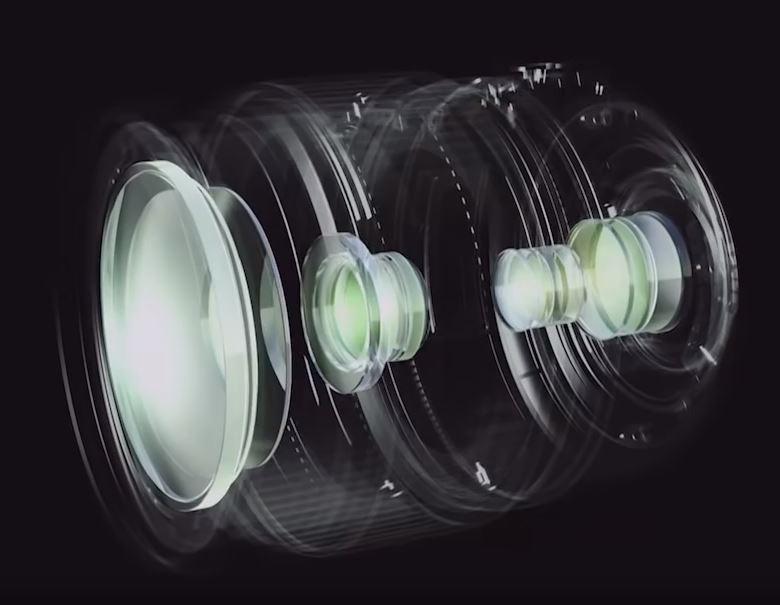 obiectiv aparat foto canon functionare