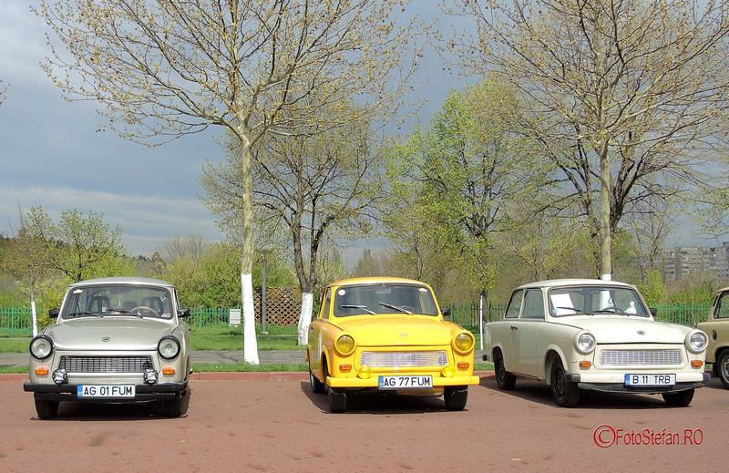 poze Intalnirea trabantistilor in parcul Lumea Copiilor din Bucuresti