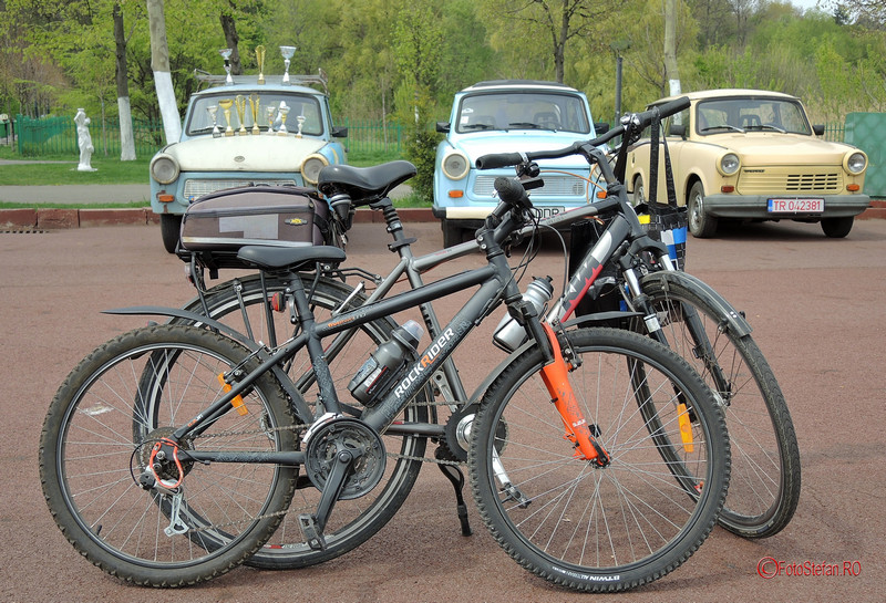 poza fotografie biciclete parc lumea copiilor bucuresti trabant