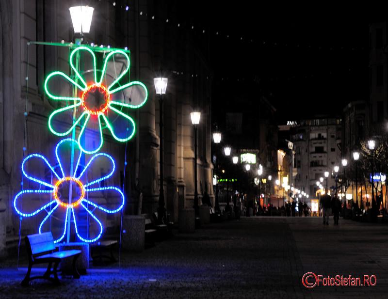 poze fotografii lumini paste centrul vechi bucuresti
