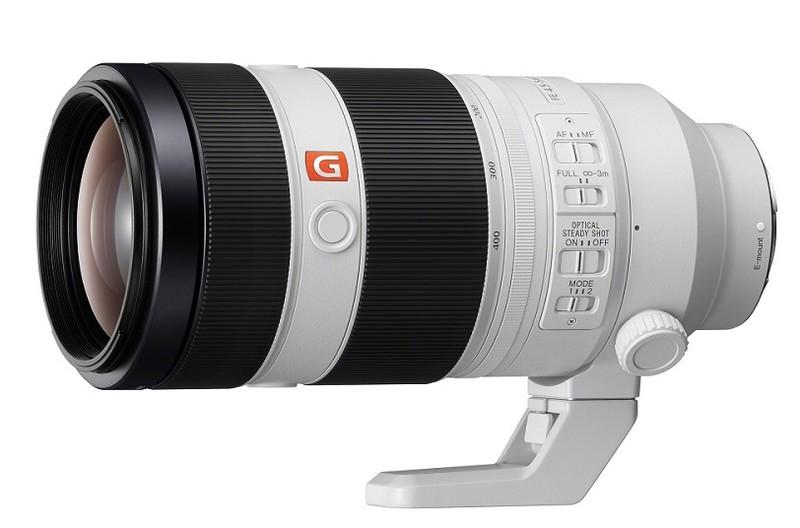 poza teleobiectiv Sony 100-400mm f/4.5-5.6 OSS GM FE
