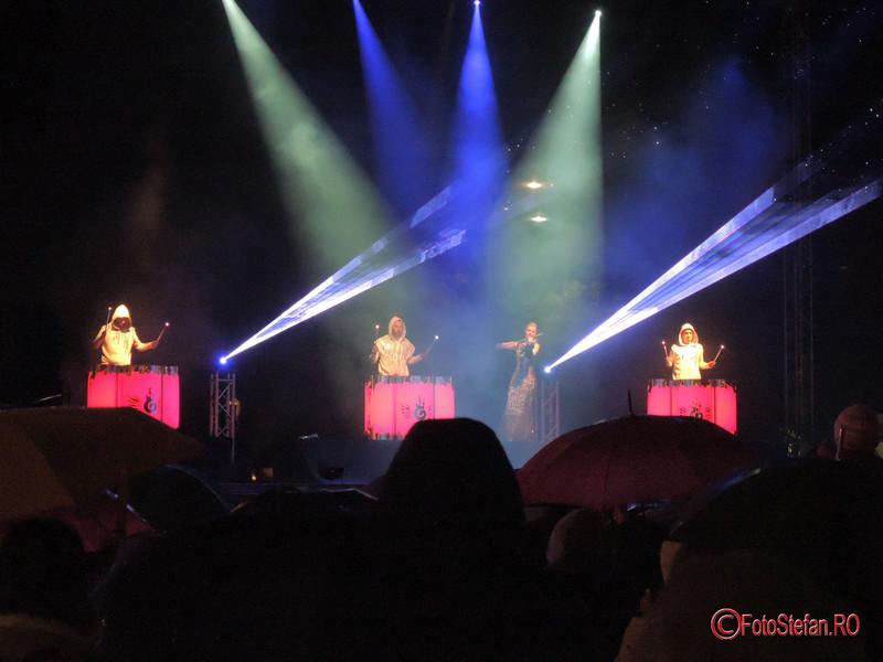 poze festivalul luminii spotlight bucuresti 2017