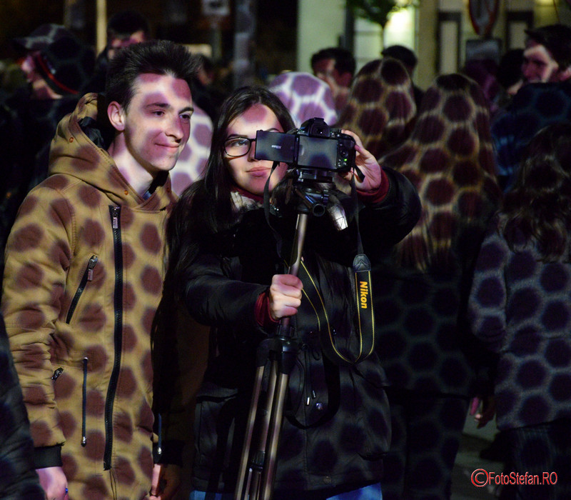 poza selfie spotlight bucuresti