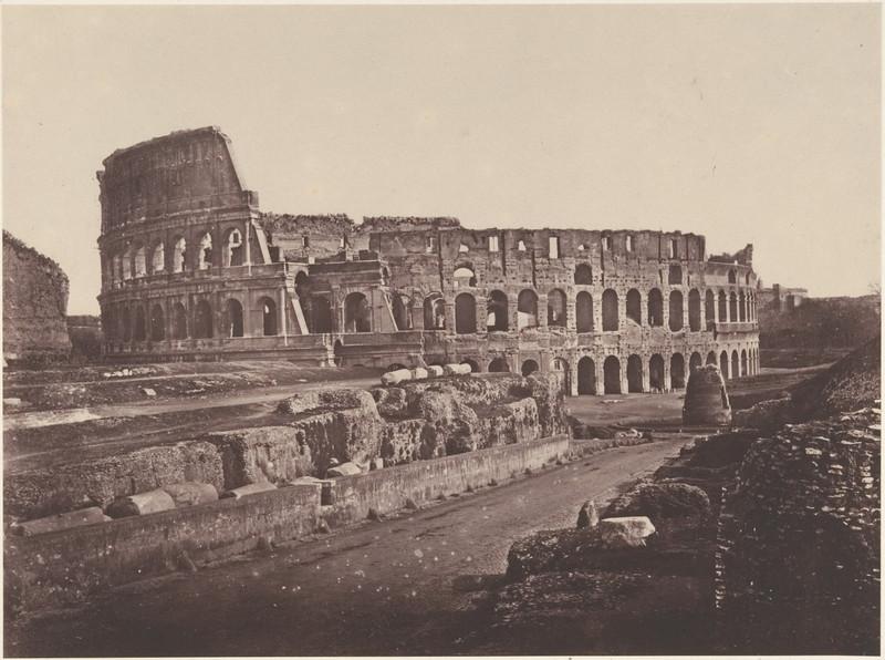 poza veche coloseum roma italia