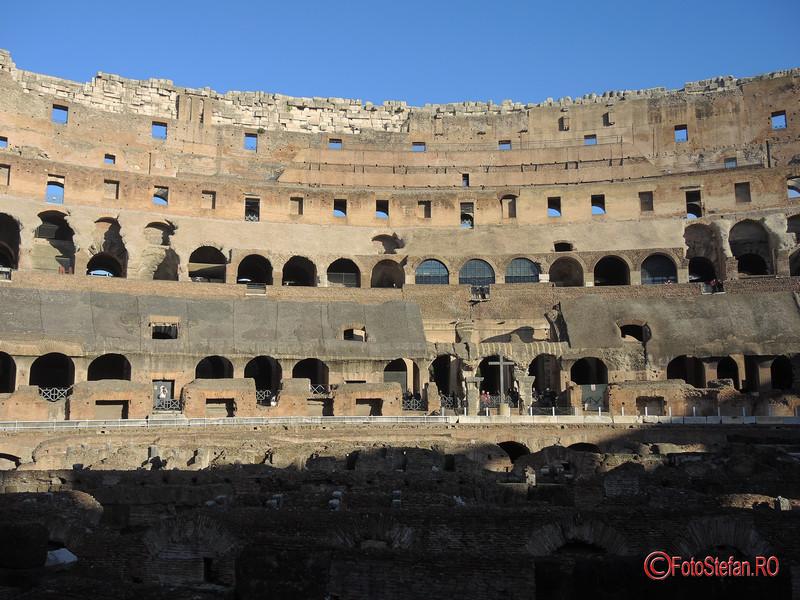 poza interior colossum roma italia