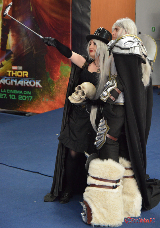 poze fotografii cosplay #EastEuropeanComicCon2017
