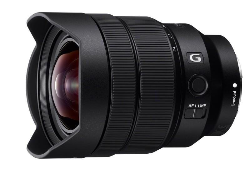 poza obiectiv Sony FE F4 G de 12-24mm SEL1224G montura E