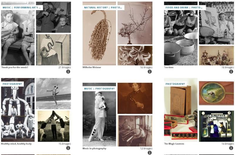 arhiva online fotografii vechi Europa