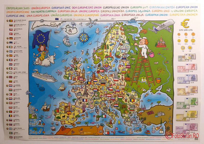 poze Salonul European de Banda Desenata bucuresti