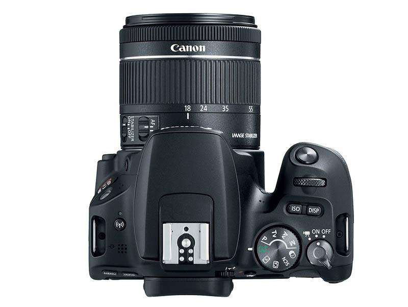 butoane aparat foto canon 200D