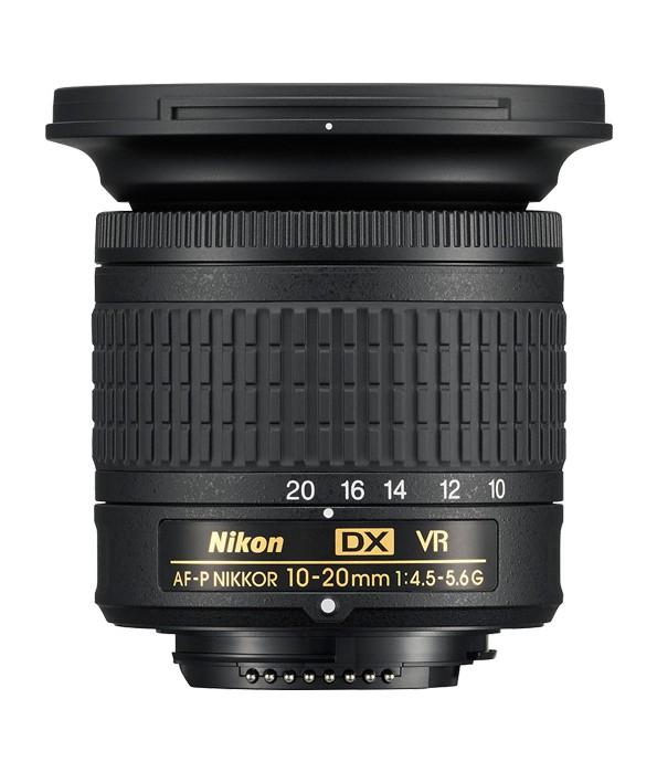 poza obiectiv Nikon AF-P DX 10-20mm f/4.5-5.6G VR