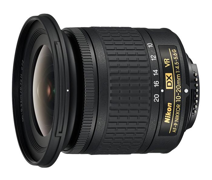 poza foto obiectiv nikon AF-P DX NIKKOR 10-20mm f/4.5-5.6G VR