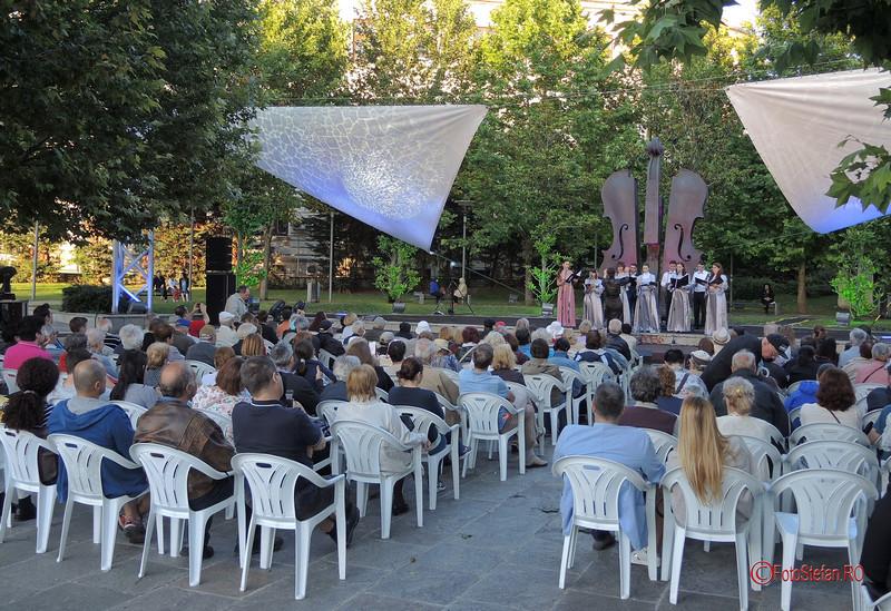 poze festival muzica clasica simfonii de vara 2017 bucuresti parcul coltea