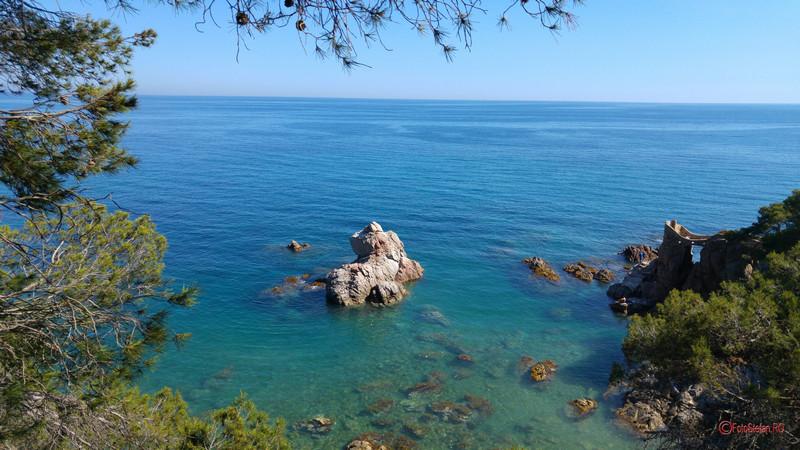 poze  lloret de mar costa brava spania