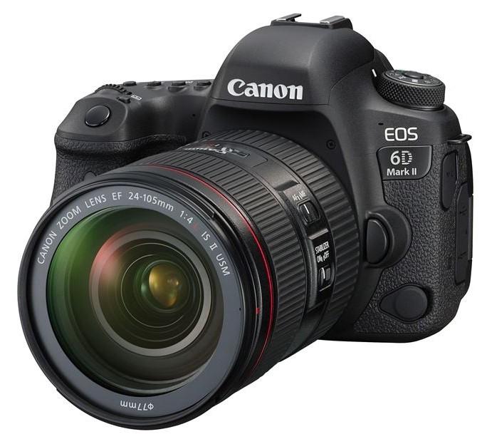 poza dslr Canon 6D Mark II  EF 24-105mm f/4 IS USM L II
