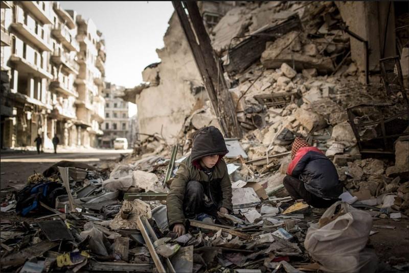 Christian Werner fotoreporter fotoreportaj siria