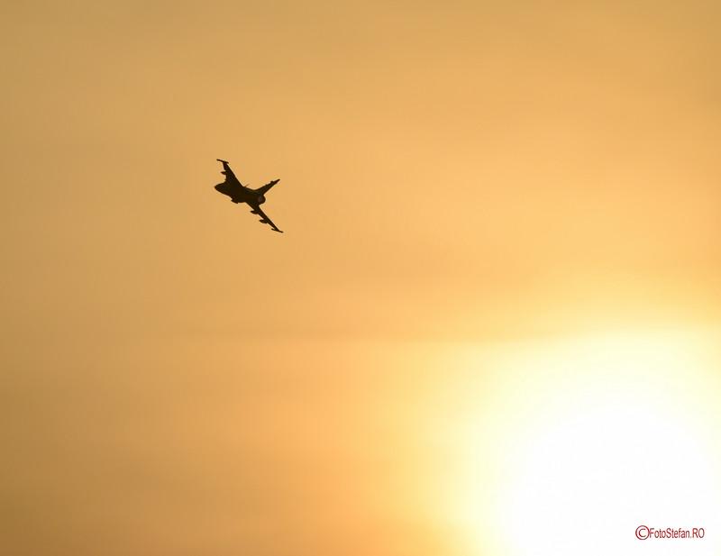 poze Saab JAS 39 Gripen Bucharest Internațional Airshow BIAS  2017