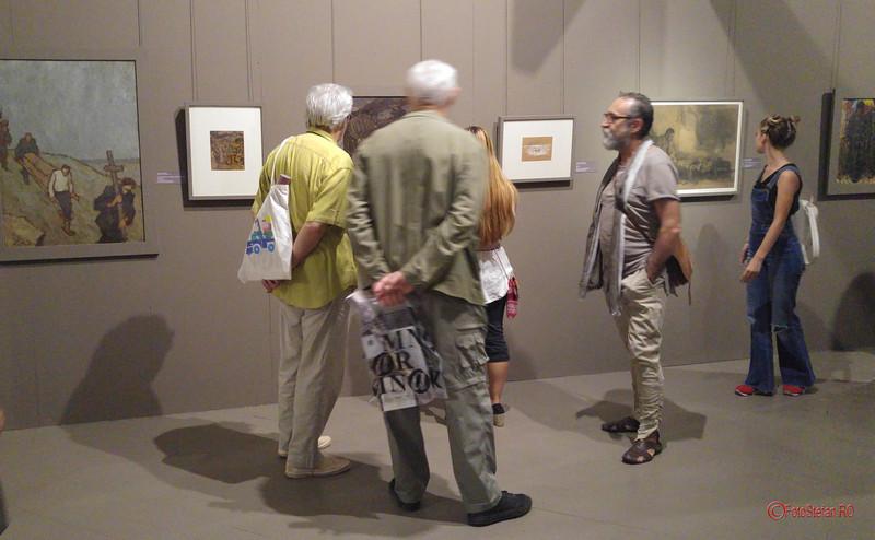 poze vernisaj expozitie arta mnar bucuresti