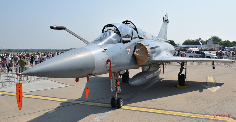 poza fotografie Dassault Mirage 2000 bucuresti baneasa