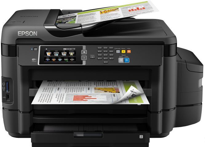 poza foto imprimanta multifunctional epson L1455