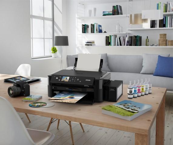 imprimanta foto epson l850