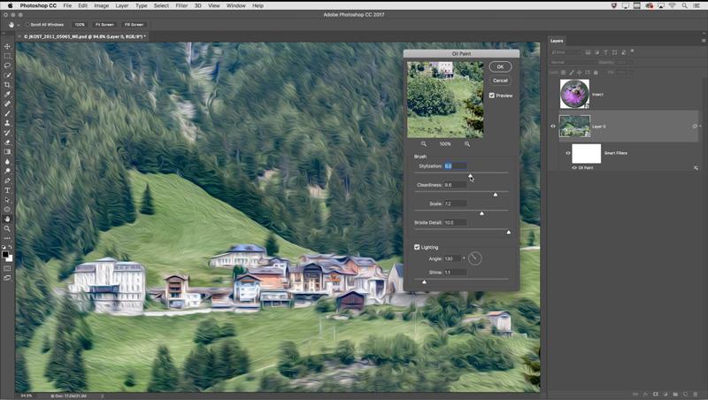 cum se folosesc smart filters photoshop cc