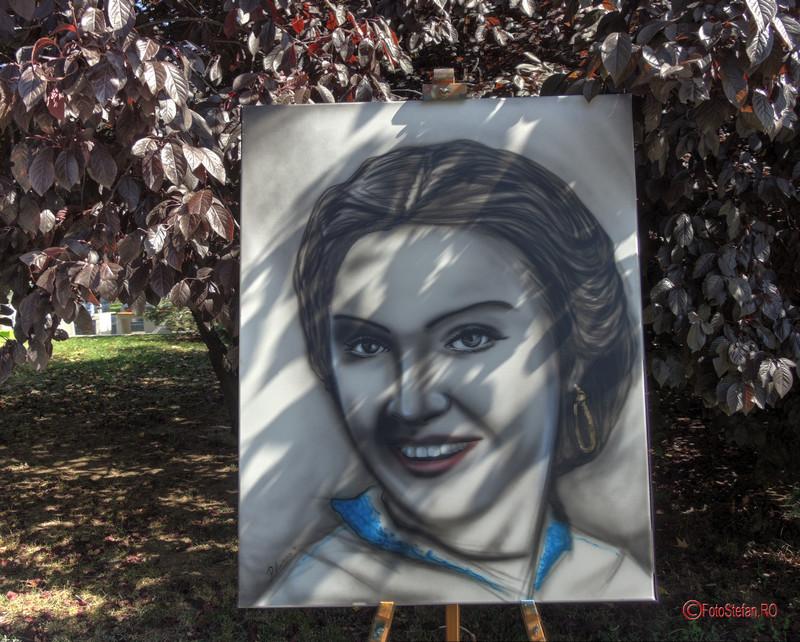 fotografie de portret poza pictura tablou