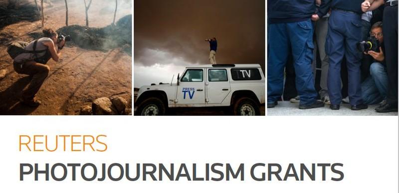 reuters grant finantare proiecte fotojurnalism fotografi poze