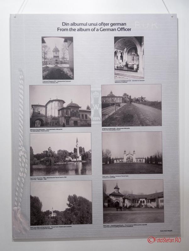 fotografii istorice primul razboi mondial ofiter german bucuresti