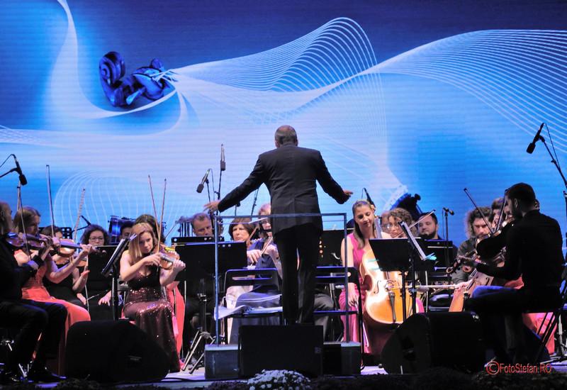 "poze Orchestra Simfonica Bucuresti Festivalul International ""George Enescu"" 2017 Benoît Fromanger"