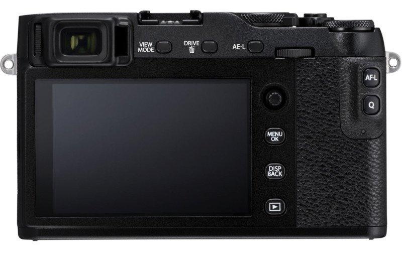 poza aparat foto lcd Fujifilm X-E3