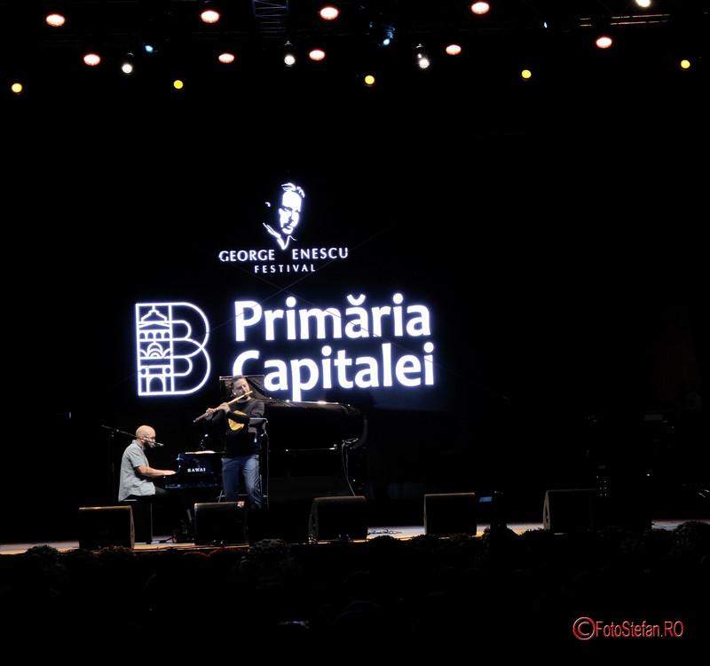 poze foto La Vida Loca Matei Ioachimescu flaut Alfredo Ovalles pian