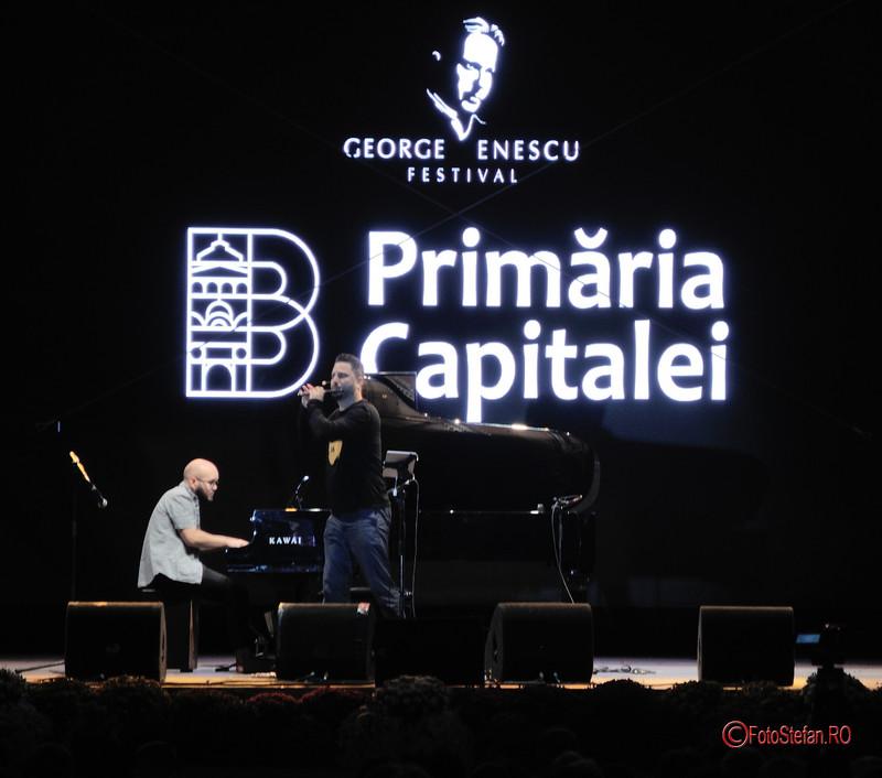 poze fotografii concert #piatafestivalului #georgeenescu