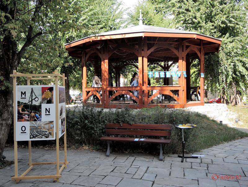 poze foto Ziua Europeana a Limbilor 2017  Bucuresti foisor curtea casei Filipescu Cesianu