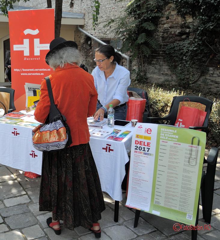 fotografii Ziua Europeana a Limbilor 2017 #EDLangs Casa Filipescu Cesianu Bucuresti