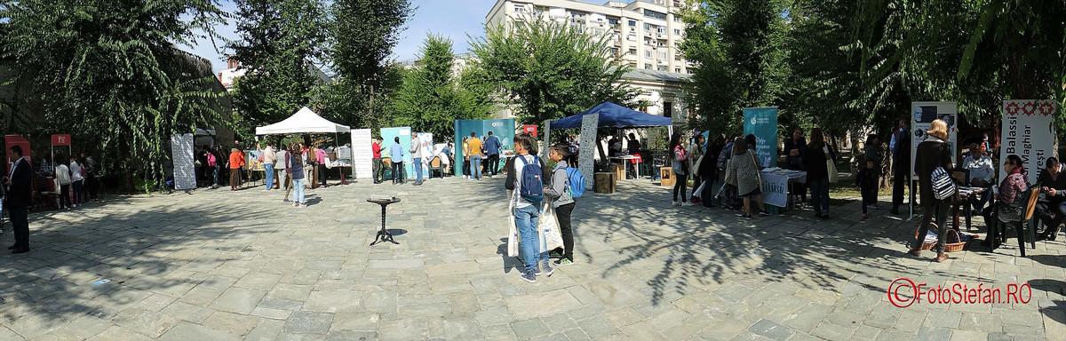 poza fotografie panoramica Ziua Europeana a Limbilor 2017 #EDLangs Casa Filipescu Cesianu Bucuresti