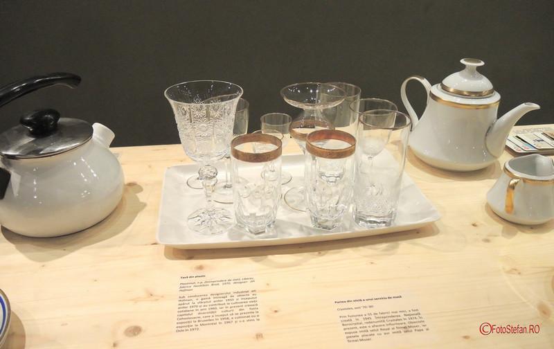 poza set pahare produs cehoslovac tnb bucuresti